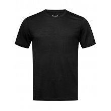 super natural Tshirt Base 140g schwarz Herren