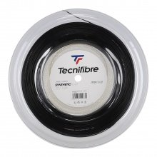 Tecnifibre Synthetic Gut schwarz 200 Meter Rolle