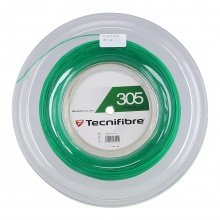 Tecnifibre 305 fluogrün 200 Meter Rolle
