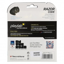 Tecnifibre Razor Code carbon Tennissaite