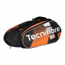 Tecnifibre Racketbag Air Endurance 2019 schwarz/orange 12er
