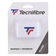 Tecnifibre Stirnband weiss 1er