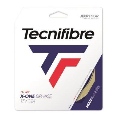 Tecnifibre X One Biphase natur Tennissaite