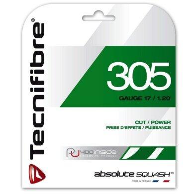 Besaitung mit Tecnifibre 305