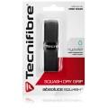 Tecnifibre Squash Dry Grip Basisband schwarz 1er