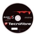 Tecnifibre Black Code 4S 1.25 schwarz 200 Meter Rolle