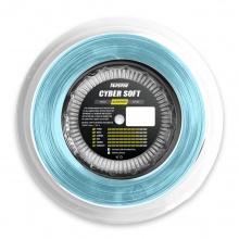 Topspin Tennissaite Cyber Soft (Haltbarkeit+Kontrolle) hellblau 220m Rolle