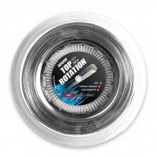 Topspin Tennissaite Top Rotation (Haltbarkeit+Spin) grau 220m Rolle