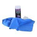Tourna Handtuch blau 81x30cm