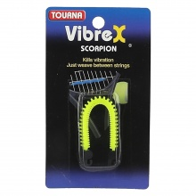 Tourna Schwingungsdämpfer Vibrex Scorpion gelb
