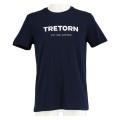 Tretorn Tshirt Logo navy Herren