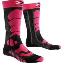 X-Socks Skisocke Control 2.0 2016 anthrazit/fuchsia Damen