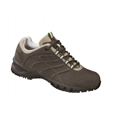 Mammut Tatlow Leder bark/arkadian Outdoorschuhe Damen