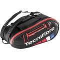 Tecnifibre Racketbag Team Endurance ATP 2017 schwarz 9er
