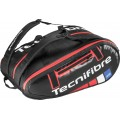 Tecnifibre Racketbag Team Endurance ATP 2017 schwarz 12er