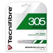 Tecnifibre 305 1.20 fluogrün Squashsaite