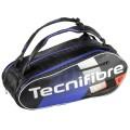 Tecnifibre Racketbag Air Endurance schwarz/blau 12er