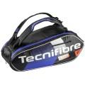 Tecnifibre Racketbag Air Endurance 2018 schwarz/blau 9er