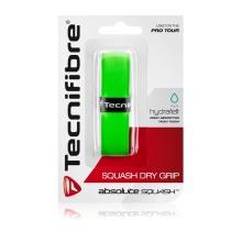 Tecnifibre Squash Dry Grip Basisband grün 1er