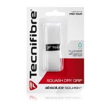 Tecnifibre Squash Dry Grip Basisband weiss 1er