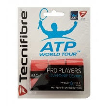 Tecnifibre Pro Players ATP Overgrip 3er rot