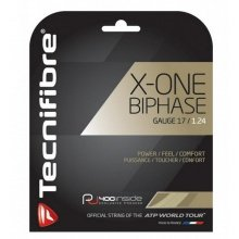 Tecnifibre X One Biphase natur Tennissaite