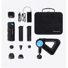 Theragun Massagepistole Pro zur Tiefenmuskelbehandlung (6 Aufsätze) blau