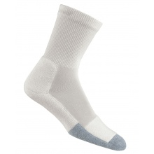 Thorlo Tennissocke Crew thin weiss Herren