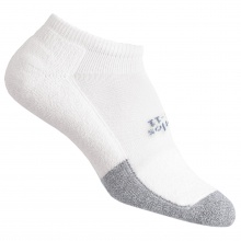 Thorlo Tennissocke Micro Mini thin weiss Damen