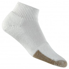 Thorlo Tennissocke Mini Crew thick weiss Herren