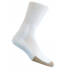 Thorlo Tennissocke Crew thick weiss Herren