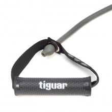 Tiguar Widerstandstrainingband Maxi Tube 2.0 - extra stark - grau