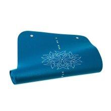 Tiguar Yogamatte 183x60x0,5cm blau