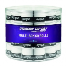 Topspin Top Pro Overgrip 60er Box weiss