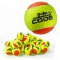 Balls Unlimited Code Blue Trainingsball gelb/orange 60er Beutel