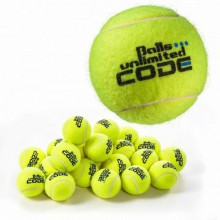 Balls Unlimited Code Blue Trainingsball gelb 60er Beutel
