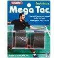 Tourna Mega Tac Badminton Overgrip 2er schwarz