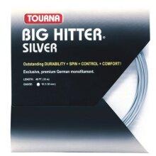 Besaitung mit Tourna Big Hitter silver
