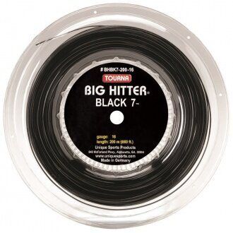 Tourna Big Hitter black 7 220 Meter Rolle