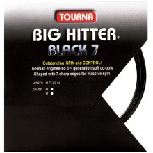Tourna Big Hitter black 7 Tennissaite