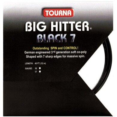 Tourna Big Hitter black 7 Tennissaite