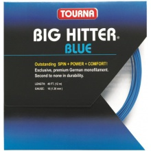 Besaitung mit Tourna Big Hitter blue