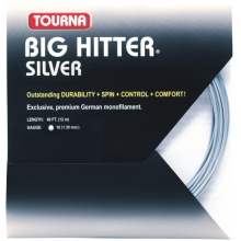 Tourna Big Hitter silver Tennissaite