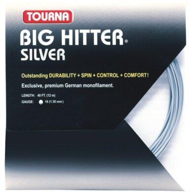 Tourna Big Hitter silber Tennissaite