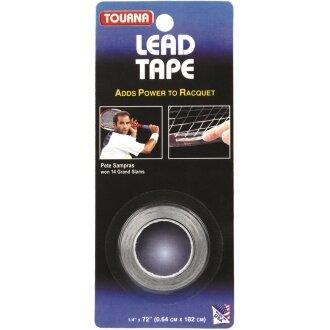 Tourna Bleiband Lead Tape silber (20 Gramm)