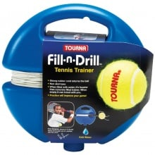 Tourna Tennistrainer Fill and Drill Schlag-Übungsgerät