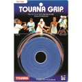 Tourna Overgrip Grip Standard 0.45mm blau 10er