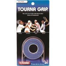 Tourna Grip Standard Overgrip 3er blau