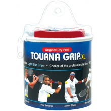 Tourna Grip XL Overgrip Tour Pack 30er blau