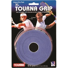 Tourna Grip XL 0.45mm Overgrip 10er blau